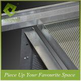 600*600 Высокое качество откинуть алюминиевых квадратных потолок