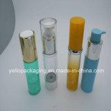 imballaggio cosmetico del pacchetto 50ml della lozione della bottiglia di plastica di prova della bottiglia