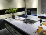 Compartiments de cuisine de forces de défense principale peints par boulangerie modulaire de meubles de maison de modèle de cuisine