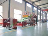 2 Schicht-Luftblasen-FIM-Maschinen-Extruder-Strangpresßling