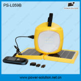 2W à LED haute luminosité Lanterne solaire