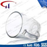 Taza de cerveza de 350 ml vidrio al por mayor de la buena calidad (CHM8055)