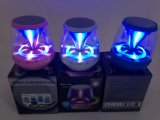 セリウムが付いているよいQuality Mini Lighting LED Speaker、RoHS、FCC Proved Portable Wireless Mini Bluetooth Speakerspeaker