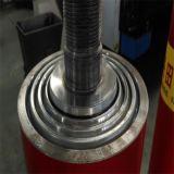 O cilindro hidráulico telescópico do curso longo com no exterior sela jogos