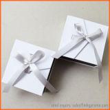 Коробки ювелирных изделий подарков картона бумажные