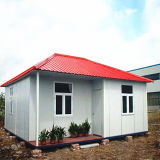 Vorfabriziertes Metallrahmen-Mobile-Haus