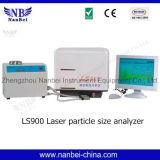 Analyseur de taille de particules laser laser avancé avec ISO approuvé