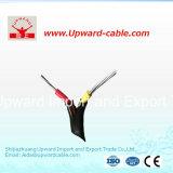 Kabel van de Draad van het Koper van pvc Insulation&Sheath de Elektrische/Elektro Flexibele