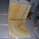 Mattonelle gialle del marmo di Onyx del miele per la parete del pavimento