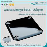 2016 New Arrival Gadget Phone Parts Carregador sem fio - carregue dois dispositivos