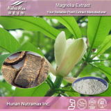 100% Naturalmagnolia экстракт коры (Magnolol 10-98%, Honokiol 10-98%) -Nutramax поставщика