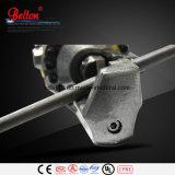 Cortador hidráulico do metal do cortador de Threded Rod da máquina da tesoura