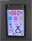 Htn monocromo LCD 7 segmentos de pantalla digital LCD Módulo