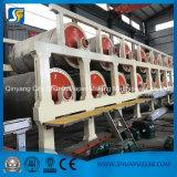 China, das 1575mm Toiletten-Gewebe-Walzen-Papierherstellung-Maschine angibt