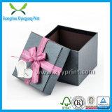 Vente en gros promotionnelle faite sur commande de boîte en carton de papier populaire
