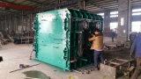 rullo 4pg quattro che schiaccia macchina per estrazione mineraria che schiaccia pianta