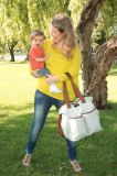 Sacola Multifuccional de Abastecimento de Fábrica, Saco de Bebê, Bolsa de Fralda