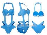 Nieuwste Manier de Bikini van Dame Swimwear Straps Sex Bandage Zwempak voor Vrouwen