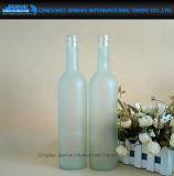Kundenspezifischer Behälter-Frost-Glasflasche für Wein und Alkohol