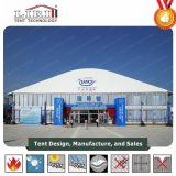 шатер выставки 50X60m с крышей свода для выставки Азии как постоянное здание