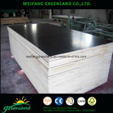 Shuttering Plywod van de Rang WBP voor het Gebruik van de Bouw