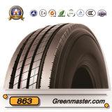 DES PUNKTece-Smartway Reifen 11r22.5 11r24.5 295/75r22.5 285/75r24.5 LKW-Gummireifen-TBR
