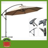 Standの正方形の庭Umbrella