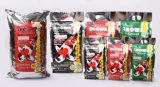 Alimento de pescados de Spirulina Koi del alimento de pescados de Japón de la serie de los pescados de Koi del acuario de Shanda