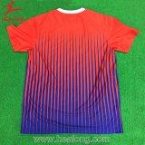 La plus défunte impression de T-shirt d'impression de tissus de Digitals de modèle de Healong