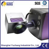 tubería de PVC marca de máquina de impresión láser