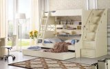 단단한 나무로 되는 침대 룸 2단 침대 아이들 2단 침대 (M-X2205)