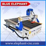 Router de madeira do CNC do chinês da boa qualidade 1330, máquina de madeira do CNC com a tabela de funcionamento do vácuo