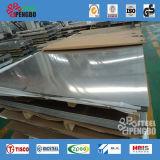 Plaque de tôle en acier inoxydable épaisseur 1 mm avec CE