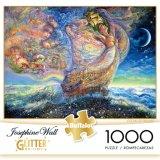 1000 Stück-Funkeln-Puzzle für Erwachsen-Mutter Natur