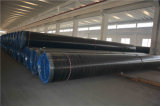 Weifang API del este 3lpe cubierto vio el tubo de acero