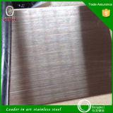 304 листов из нержавеющей стали 4 атласным покрытием
