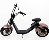 China 1200W Two Wheels Electric Citycoco Scooter avec tourner les lumières