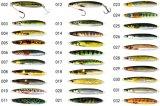 Gabarit de plomb de haute qualité réalistes de bagout leurre de pêche du poisson réaliste