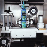 Автоматическая стекло / пластиковые бутылки и олова может Термоус маркировка машины