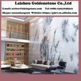 Изготовленный на заказ декоративная пасмурная серая мраморный серая плитка цвета