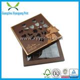 Изготовление коробки олова шоколада DIY упаковывая