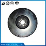 OEM Cast Iron Flywheel Iron Casting Pulley Wheel Cast Roue Courroie Rope Pulley Wheels Pulley