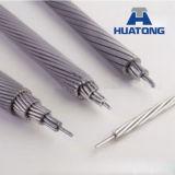 De naakte Leider van de Leider ASTM B232 ACSR (versterkte het staal van de aluminiumleider), Kabel ACSR