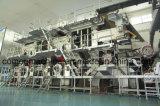 Placa de papel automática, papel Kraft, máquina de papel ondulado
