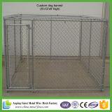 Canile eccellente del cane di vendite dirette della fabbrica di qualità galvanizzato