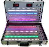 전시 LED 지구 빛을%s LED 민주당원 여행 가방