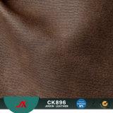 Cuoio per il cuoio superiore di marca Handbag/PVC per il cuoio di Handbag/PVC