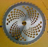 Hoja de sierra Tct Cepillo /Cutter para cortar el césped