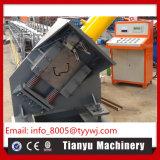 Rodillo hidráulico de la puerta del obturador de la prensa de marco de puerta que forma la máquina