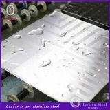 Placa de acero inoxidable de la venta 316 calientes para los productos caseros elegantes